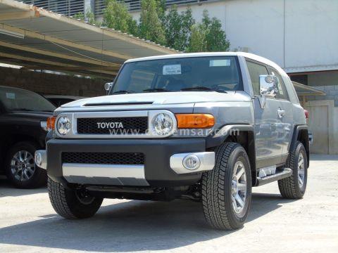 2020 Toyota FJ Cruiser