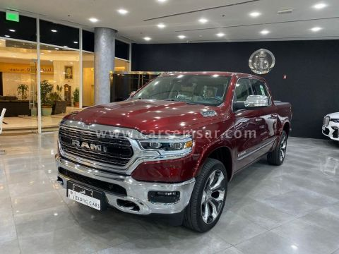 2019 Dodge Ram Limited