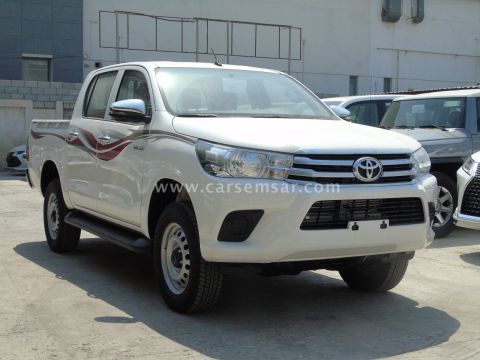 2020 تويوتا هايلكس Hilux 2.4 4x4 Diesel