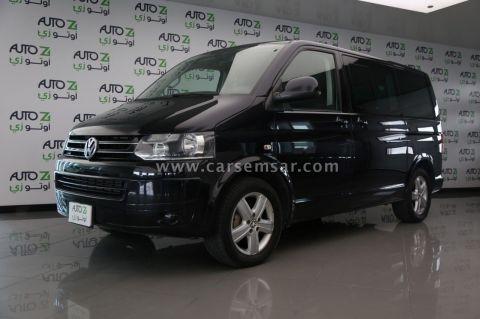 2015 Volkswagen Multivan TSI