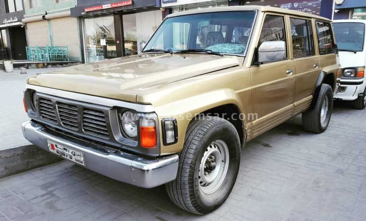 1990 Nissan Patrol Gl For Sale In Bahrain New And Used Cars For Sale In Bahrain