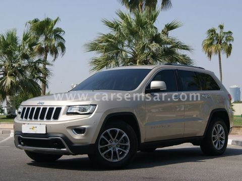 2015 Jeep Grand Cherokee 4.7 Limited 4x4