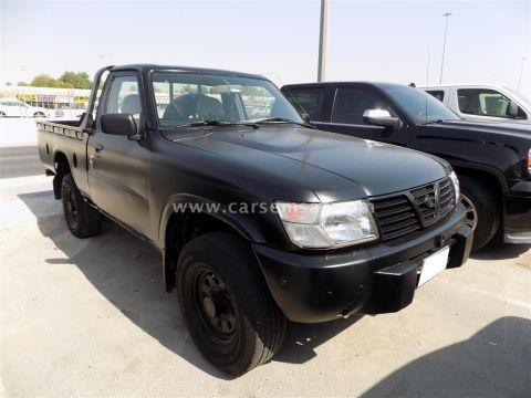 2002 Nissan Pickup 2.4