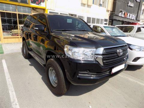 2014 Toyota Land Cruiser G