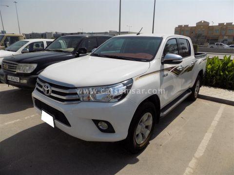 2016 Toyota Hilux 2.7 VVTi 4x4 SR5