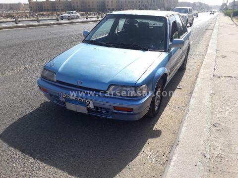 1989 هوندا Civic 1.6