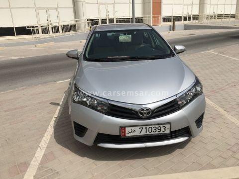2016 Toyota Corolla XLi 1.6