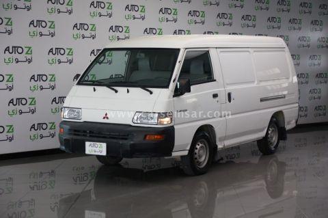 2013 Mitsubishi L 300 Cargo Van