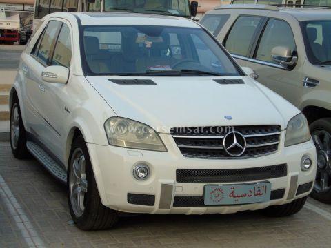 2007 Mercedes-Benz ML-Class ML 63 AMG