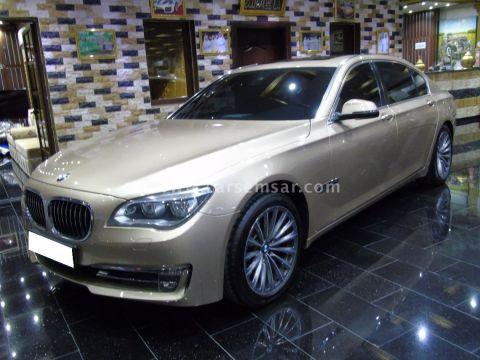 2014 BMW 7-Series 740 Li