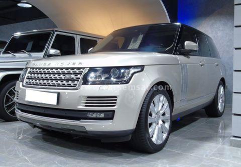 2016 لاند روفر رنج Range Rover Vouge Sc