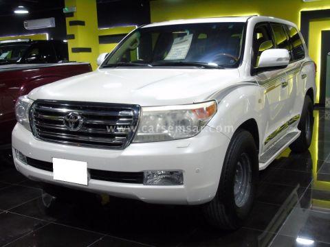 2008 Toyota Land Cruiser VXR