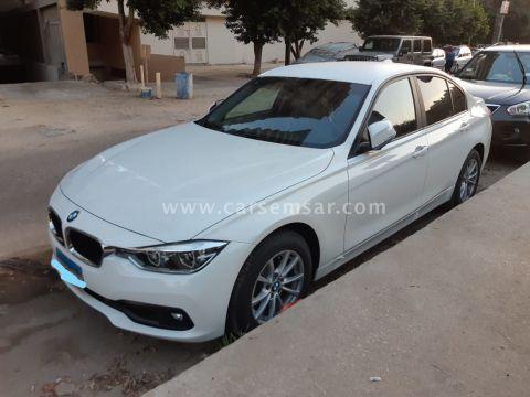 2019 BMW 3-Series 318i