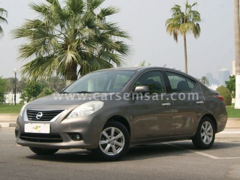2014 Nissan Sunny 1.6