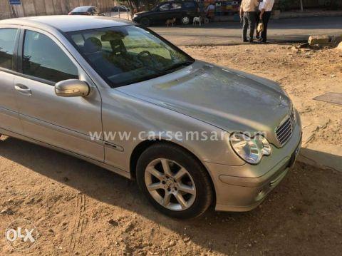 2005 Mercedes-Benz C-Class C 180 Kompressor Classic