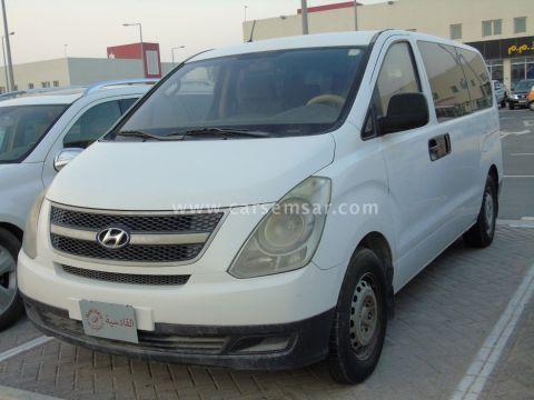 2010 هيونداي H1