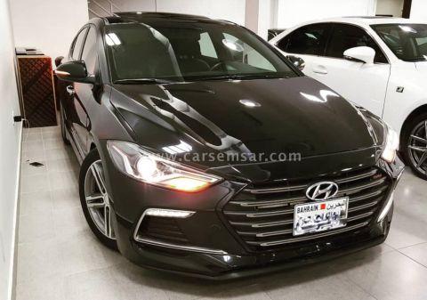 2018 Hyundai Elantra 1.6