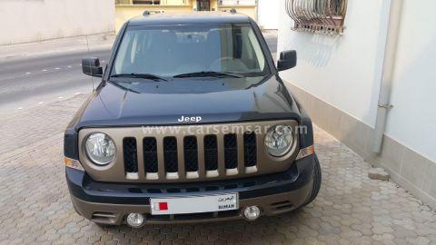 2017 Jeep Patriot 2.4