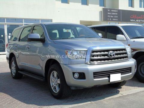 2012 Toyota Sequoia 5.7