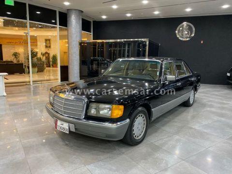 1990 مرسيدس بنز SEL 560