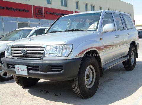 2006 Toyota Land Cruiser GX