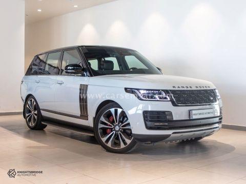 2018 لاند روفر رنج Range Rover Vogue SV