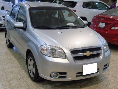 2016 Chevrolet Aveo 1.4