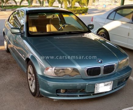 2002 BMW 3-Series 320 Compact
