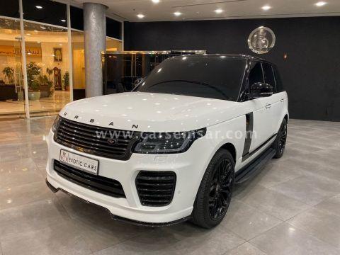 2019 لاند روفر رنج Range Rover Vogue Supercharged Urban Edition