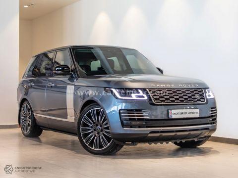 2018 Land Rover Range Rover Vogue Autobiography