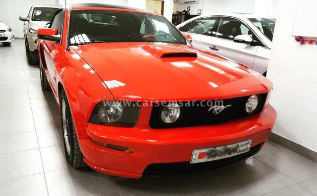 2005 فورد موستانج GT