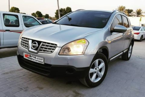 2010 Nissan Qashqai SE