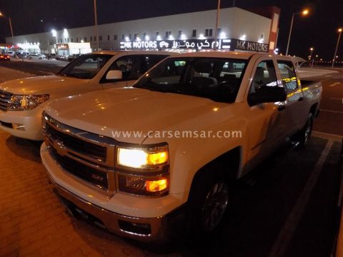 2014 Chevrolet Silverado 1500 Crew Cab