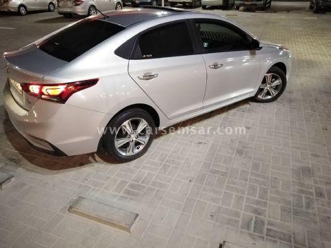 2018 Hyundai Accent 1.6