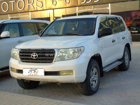2010 Toyota Land Cruiser G