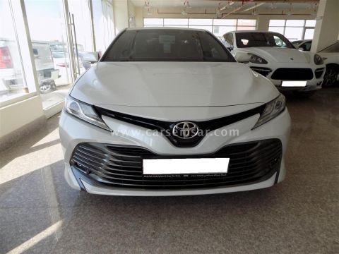 2018 Toyota Camry V6