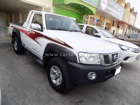 2015 Nissan Patrol SGL Pickup
