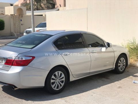 2014 Honda Accord 2.4