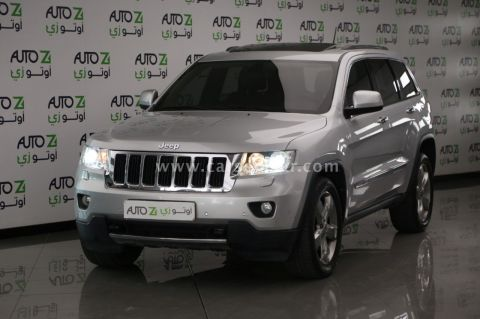 2013 Jeep Grand Cherokee 4.7 Limited 4x4