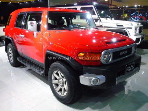 2015 Toyota FJ Cruiser 4x4