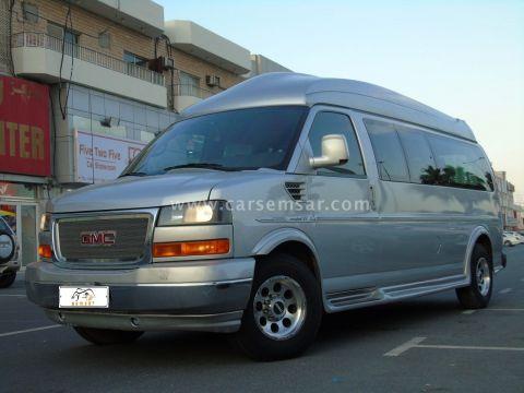 2011 GMC Savana Passenger Van G1500
