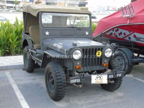 1954 Jeep Wrangler