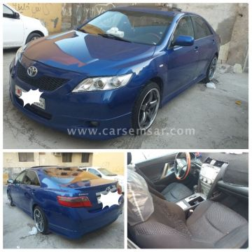 2008 Toyota Camry 2.4 SE Automatic
