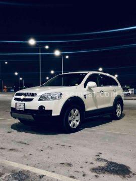 2010 Chevrolet Captiva LTZ
