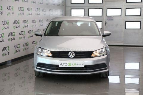 2016 Volkswagen Jetta 2.5 S