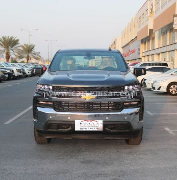 2019 Chevrolet Silverado 1500 Regular Cab