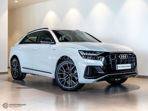 2019 Audi Q8 S-Line