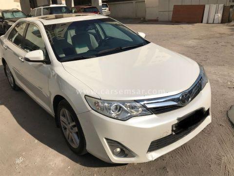 2015 Toyota Camry GLX