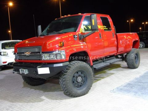 2007 Chevrolet Pickup C-4500 Turbo 4X4