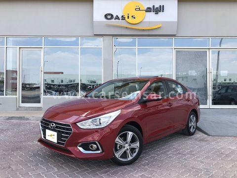 2020 Hyundai Accent 1.6